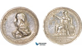 AB582, Germany, Prussia, Wilhelm III, Silver Medal (Ø30mm, 9.1g) 1803, Protection & Welfare