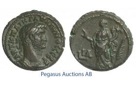 C05, Roman Provincial, Gallienus (253-268 AD) Egypt, Æ Tetradrachm (10.57g) Alexandria (267/268 AD)