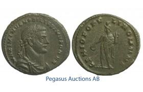 C54, Roman Empire, Maximinus II (305/310-313 AD) Æ Follis (10.28g) London, Struck 305-07, Genius