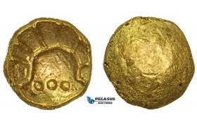 ZA93, Eastern Celts, Boier, 1/8 Stater, Gold (0.91g) XF-UNC