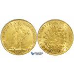 ZE31, Hungary, Joseph II, 2 Ducats 1782, Kremnitz, Gold (6.97g) Cleaned UNC (Minor scratch)