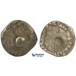 ZJ59, France, Clément VIII & Octave Aquaviva, BL Douzain 1596, Avignon, Fleur de lis countermark, F
