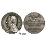 ZM897, Sweden, Silver Medal 1921 (Ø31.5mm, 14.7g) Laurent Frider Nelson, Chemistry Professor, Academy