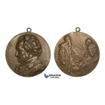 AA192, Germany, Bronze Medal 1904 (Ø60mm, 113g) by Mayer, Goethe, Mephisto & Faust