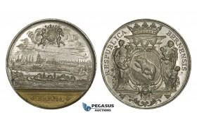 AA234, Switzerland, Tin Medal ND (c. 1800) (Ø42mm, 22g) Bern Panorama