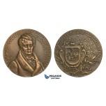 AA463, Sweden, Bronze Medal 1920 (Ø45mm, 42g) by Kulle, Goteborg Savings Bank, Rare!