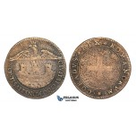 AA602, Italy & Greece, Genoa, Bronze Token Medal ND (Ø28mm, 5g) Maona of Chios, RR!!
