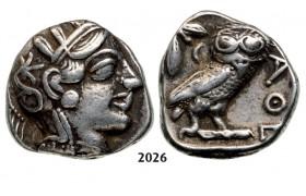 05.05.2013, Auction 2/ 2026. Ancient Greek, Attica, Athens, Tetradrachm (Struck 430 BC) Silver (17.06g)