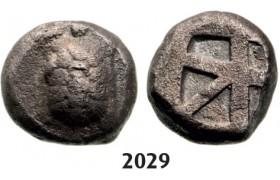 05.05.2013, Auction 2/ 2029. Ancient Greek, Aegean Islands, Stater (Struck 456-431 BC) Silver (11.70g)