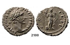 05.05.2013, Auction 2/2100. Roman Empire, Antoninus Pius, 138-161 AD, Denarius (Struck 154-155 AD) Rome, Silver (3.02g)