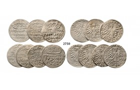 05.05.2013, Auction 2/ 2750. Poland, Lots, Silver lot
