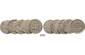 05.05.2013, Auction 2/ 2755. Poland, Lots, Silver lot