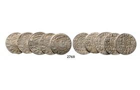 05.05.2013, Auction 2/ 2760. Poland, Lots, Silver lot