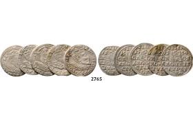 05.05.2013, Auction 2/ 2765. Poland, Lots, Silver lot