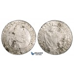 ZM505, Hungary, Rudolph II, Contemporary Taler Forgery of 1585 K-B, Kremnitz (28.02g) aVF