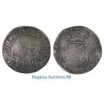 A61, Netherlands, Utrecht, Taler 1622, Silver (26.78g) Dark Toning! Del. 942