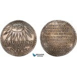 AA915, Germany, Hildesheim City (Under Swedish Possession) Gustav II Adolf, Taler ND (1632) Silver (29.09g) SB 21b (under Erfurt) VF-XF with cabinet toning!