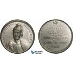 AA979, Russia, Tin Medal, ND (Ø38.5mm, 21.3g) Grand Duke Konstantin Vsevolodovich
