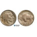AB414-R, United States, Buffalo Nickel (5C) 1919-S, San Francisco, XF-AU