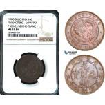 AB442, China, Kwangtung, 10 Cash ND (1900-06) Low