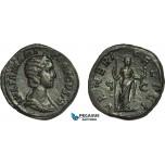 AC011, Roman Empire, Julia Mamaea (AD 222-235) Æ Sestertius (20.27g) Rome, AD 224, Venus