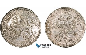 AC141, Switzerland, Zürich, Taler 1557, Silver (28.66g) Lustrous XF-AU