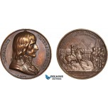 AC165, France, Bronze Medal 1798 (c. 1850) (Ø41mm, 33.5g) by Bovy, Napoleon I Campaign in Egypt