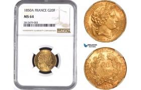 AC287, France, Second Republic,