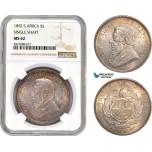 AC748, South Africa (ZAR) 5 Shillings 1892