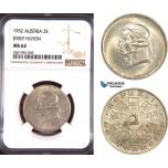 AD416, Austria, 2 Shilling 1932