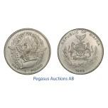 C08, Biafra, 1 Pound 1969, Silver (24.85g) aUNC