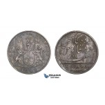 D96, British India, Madras Presidency, 10 Cash 1808, High Grade
