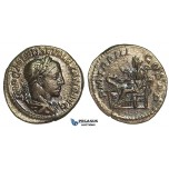 R400, Roman Empire, Severus Alexander (222-235 AD) AR Denarius (2.73g) Rome, Salus