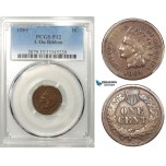 R634, United States, Indian Cent 1864