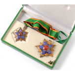 AC540, Egypt, Order of the Republic, Grand Officer, in Original Box