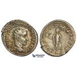 Y76, Roman Empire, Philip I. The Arab (244-249 AD) AR Antoninianus, Antioch, Felicitatis