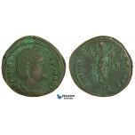 ZB16, Roman Empire, Galeria Valeria (308-314 AD) Æ Follis (6.25g) Alexandria, Venus, gVF