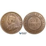 ZE36, Australia, George V, Penny 1914, AU