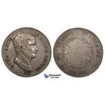 ZI90, France, Napoleon I, 5 Francs AN XI-A, Paris, Silver, Toned & Lustrous AU/ p.SUP