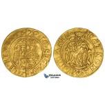 ZJ14, Transylvania, Johann II. Sigismund, Ducat 1570, Hermannstadt, Gold (3.50g) gVF