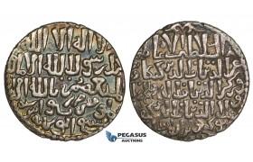 ZM08, Seljuks of Rum, Kayka'us II., Qilij Arslan IV., 'ala ad-Din Kayqubad II., AR Dirham AH649? (2.99g) Siwas
