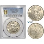 AF298, Switzerland, 5 Francs 1936-B, Bern, Silver,