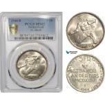 AF301, Switzerland, 5 Francs 1944-B, Bern, Silver,