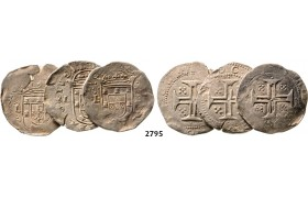 Lot: 2795. Portugal, Lots, Silver lot, 3 coins!