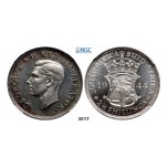 Lot: 3017. South Africa, Union of South Africa, George VI, 1936-­1952, 2­ 1/2 Shillings 1944, Pretoria, Silver, NGC PF62