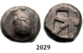 05.05.2013, Auction 2/ 2029. Ancient Greek, Aegean Islands, Stater (Struck 456-­431 BC) Silver (11.70g)