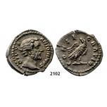 05.05.2013, Auction 2/2102. Roman Empire, Antoninus Pius (138-161 AD) AR Denarius (Struck 161 AD) Rome, Silver (3.29g)