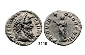 05.05.2013, Auction 2/2110. Roman Empire, Pertinax, 193 AD, Denarius (Struck 193 AD) Rome, Silver (2.89g)