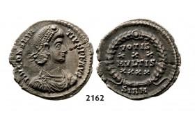 05.05.2013, Auction 2/2162. Roman Empire, Constantine II as Caesar, 337-361 AD, Siliqua (Struck 357-361 AD) Sirmium, Silver (2.83g)