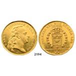 05.05.2013, Auction 2/2194. Sweden, Karl XIII, 1809-1818, Dukat 1810-O/L, Stockholm, GOLD